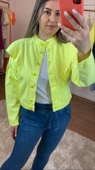 Jaqueta neon Style